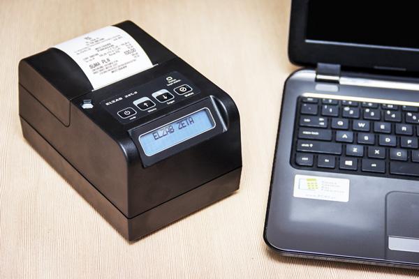 Drukarka fiskalna Elzab Zeta - Znakomicie współpracuje z innymi urządzeniami
